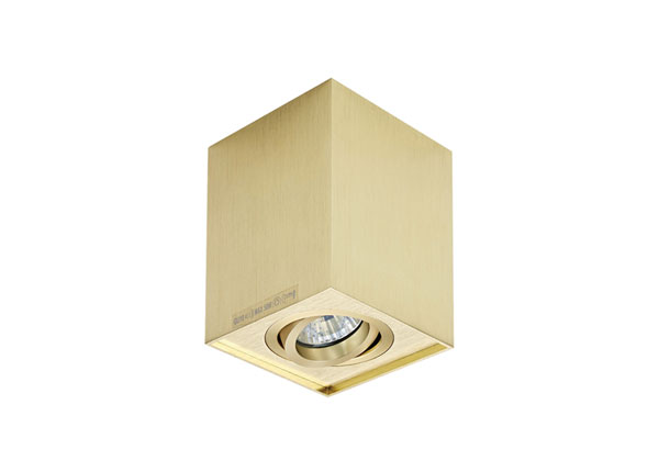 Laevalgusti Quadro Gold A5-124612