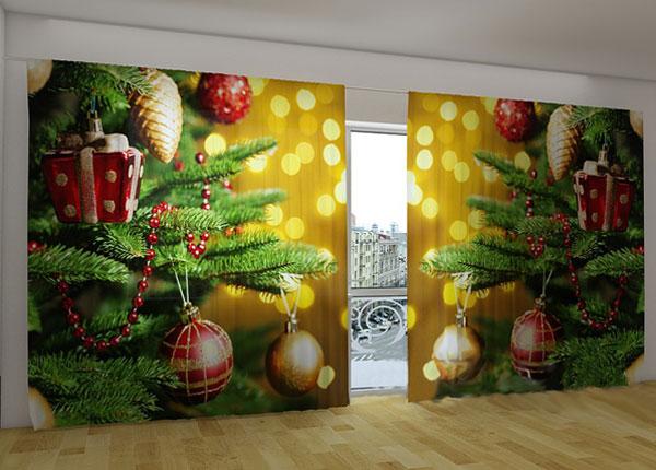Poolpimendav kardin Christmas Toys 360x230 cm ED-124667