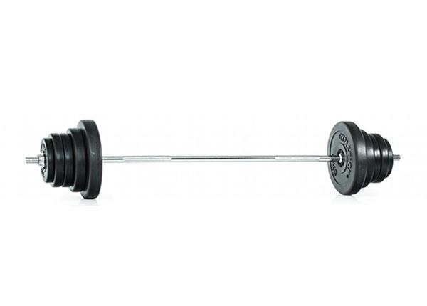 Kangikomplekt Gymstick 50 kg GY-124693