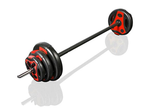 Kangikomplekt Gymstick 20 kg GY-124697