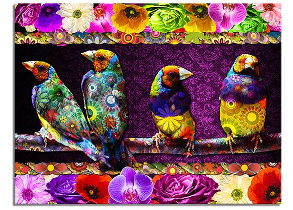 Pilt Birds 113x85 cm QA-124774