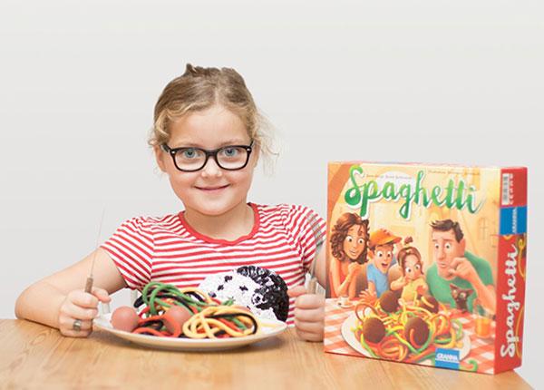 Lauamäng Spaghetti SQ-124813