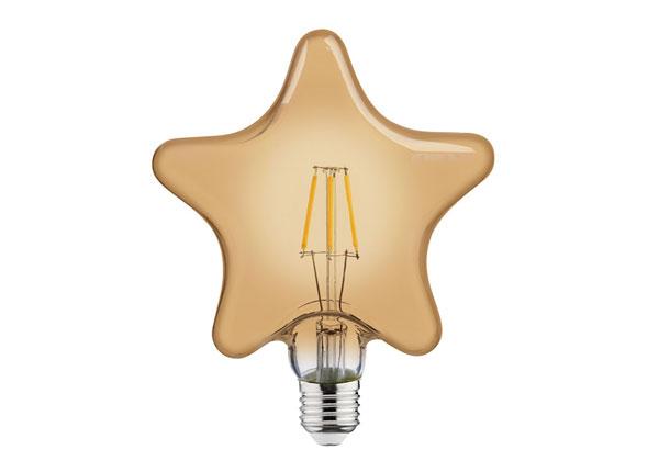 LED elektripirn Rustik Star 6 W EU-124911