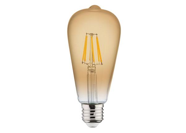 LED elektripirn Rustik Vintage 6 W EU-124915