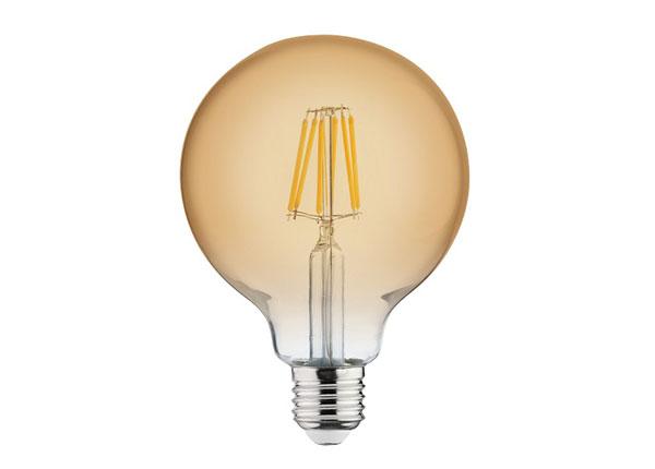LED elektripirn Rustik Globe 6 W EU-124916