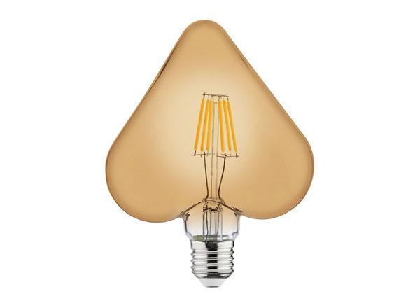 LED elektripirn Rustik Heart 6 W EU-124917