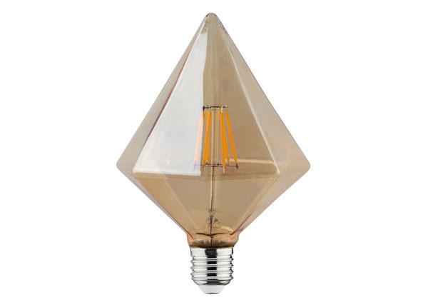 LED elektripirn Rustik Pyramid 6 W EU-124921