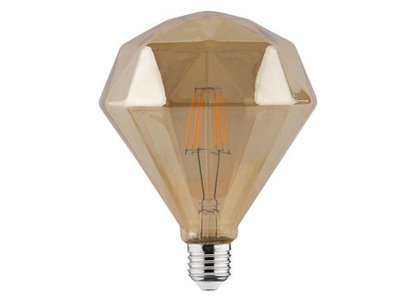 LED elektripirn Rustik Diamond 6 W EU-124923