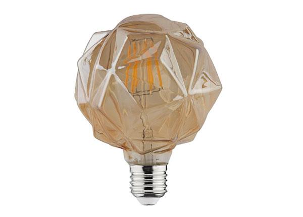 LED elektripirn Rustik Crystal 6 W EU-124926