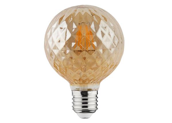 LED elektripirn Rustik Twist 6 W EU-124927
