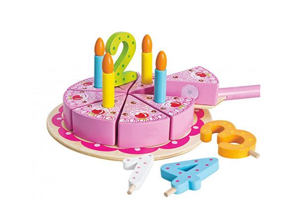Puidust sünnipäevatort UP-125822