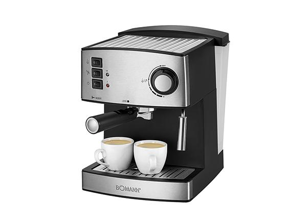 Espressomasin Bomann GR-126048
