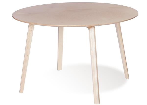 Söögilaud Milonga Ø 120 cm (nat. kask) TO-126171
