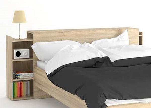 Voodipeatsi riiulid voodile Naia 160 cm AQ-126649
