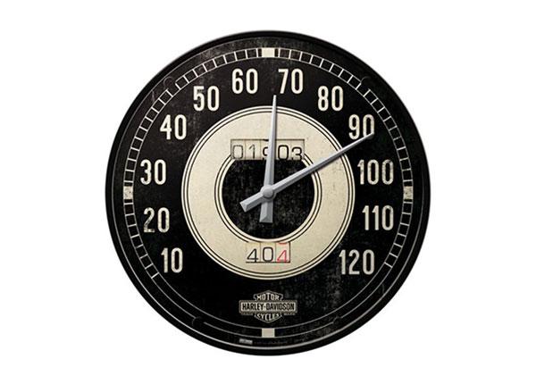 Retro seinakell Harley-Davidson spidomeeter SG-126792