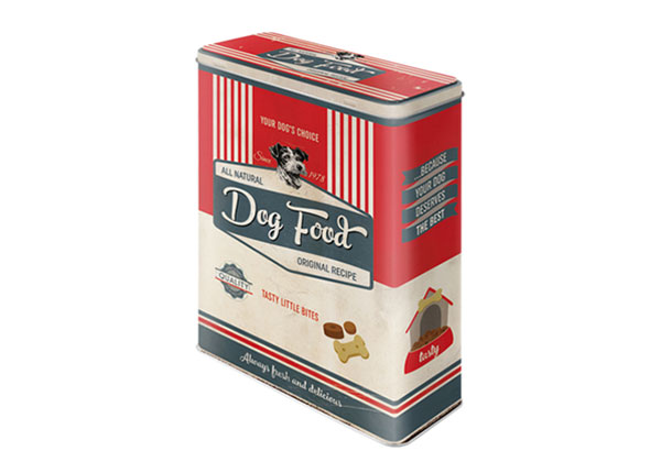 Plekkpurk Dog Food 4 L SG-126803