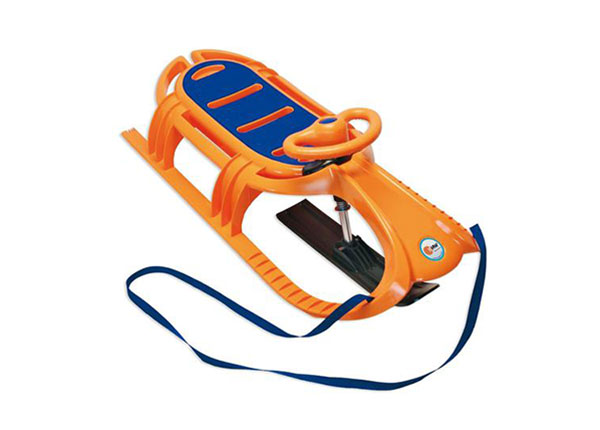 Kelk Snow Tiger de Luxe oranž KE-126812