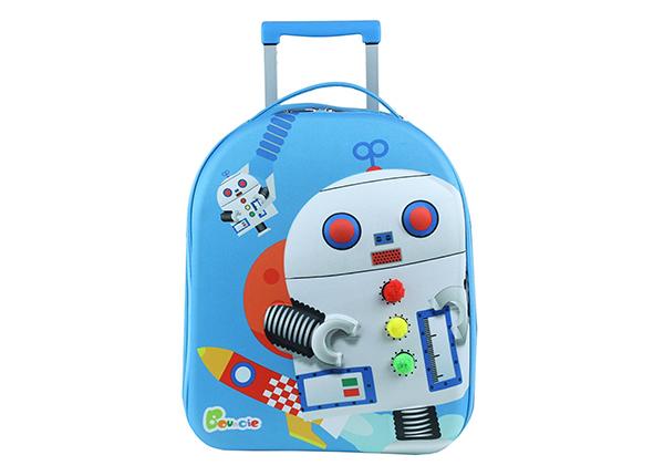 Laste reisikott ratastel Robot KE-126940