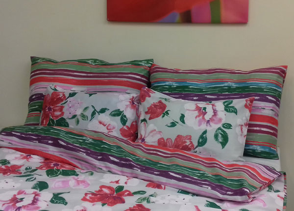 Padjapüür Luisa stripes 50x70 cm KH-127226