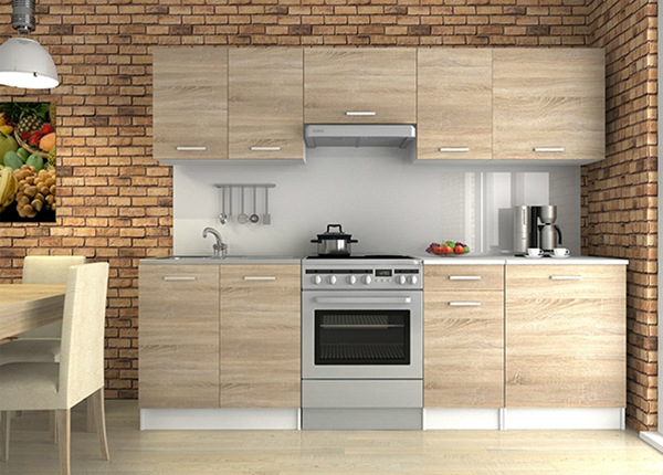 Köök Luisa 240 cm TF-127579