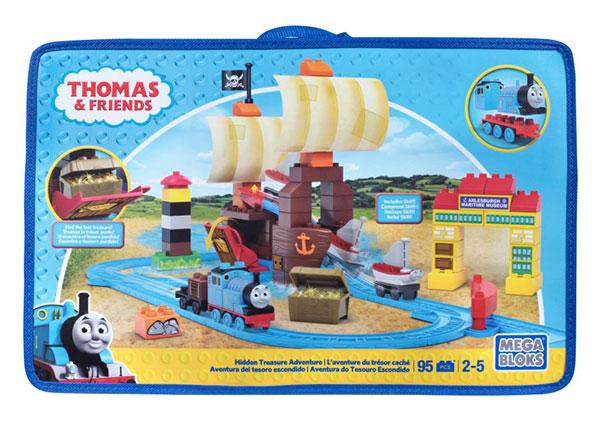 Klotsid Thomas Kadunud aare UP-127806