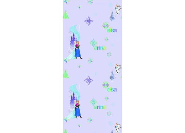 Fliistapeet Frozen: Elza and Anna, Violet 53x1000 cm ED-128063