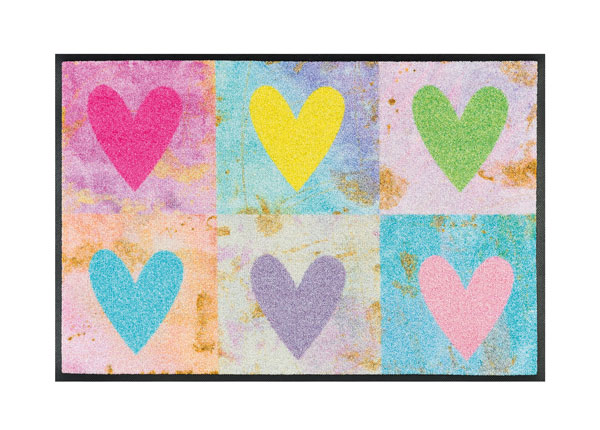 Vaip Candy Hearts 50x75 cm A5-128120