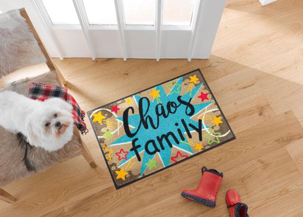 Vaip Chaos Family 50x75 cm A5-128121