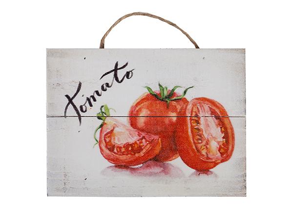 Puitpilt Tomato 15x20 cm EV-128199