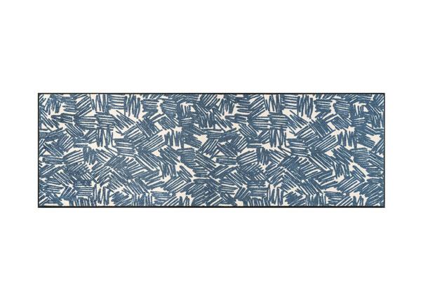Vaip Urban Lines blue 60x180 cm A5-128254