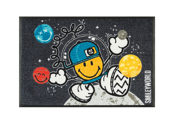 Vaip Smiley Space Explorer 50x75 cm A5-128287