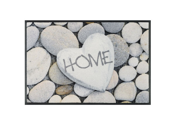 Uksematt Pebble Stones 50x75 cm A5-128321