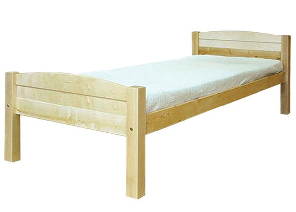 Kasepuust voodi 90x200 cm WK-128550