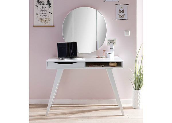Peegliga tualettlaud Dressertable SM-128621