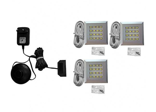 LED valgustus 3 tk TF-128843