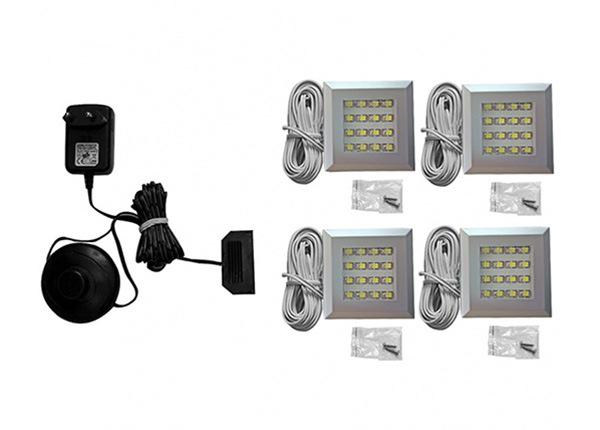 LED valgustus 4 tk TF-128846