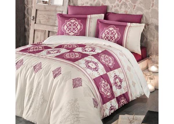 Satiinist voodipesukomplekt Mandela 200x220 cm AÄ-128869