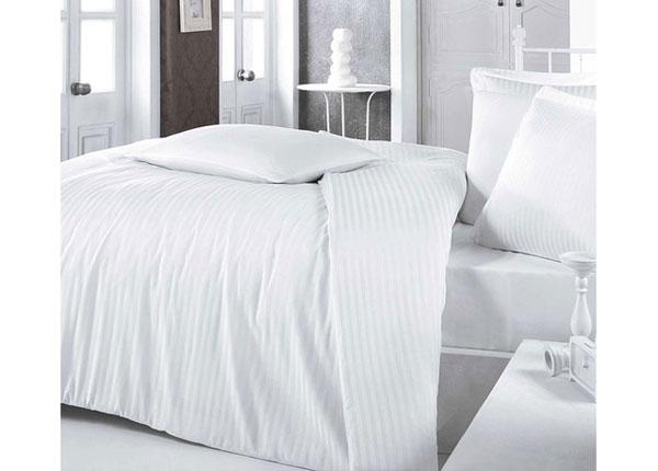 Satiinist voodipesukomplekt Beyaz 200x220 cm AÄ-128870