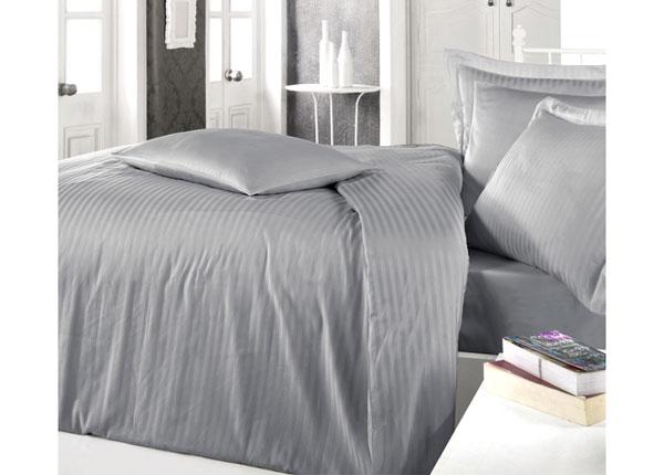 Satiinist voodipesukomplekt Grey 200x220 cm AÄ-128875