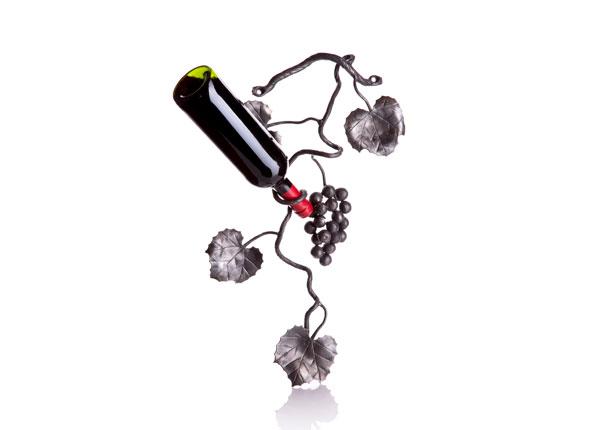 Sepistatud viinamarjaväät veinipudelihoidja HS-128923