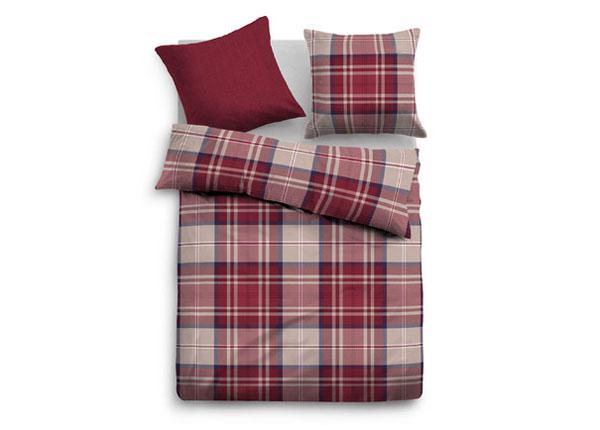 Satiinist voodipesukomplekt Tom Tailor 200x200 cm AÄ-129005