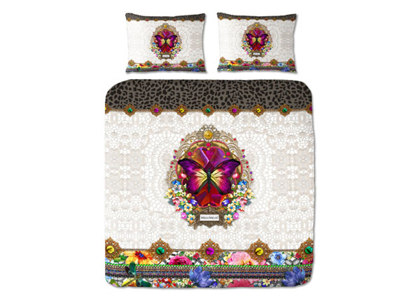 Satiinist voodipesukomplekt Layla 200x220 cm AÄ-129011