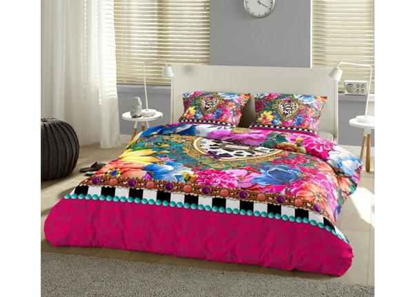 Satiinist voodipesukomplekt Romy 200x220 cm AÄ-129013