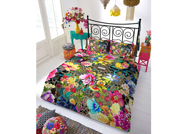 Satiinist voodipesukomplekt Rowena 200x220 cm AÄ-129014