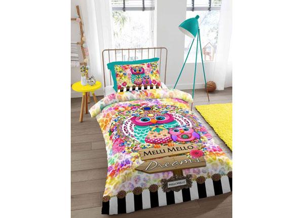 Satiinist voodipesukomplekt Marizza 140x220 cm AÄ-129046