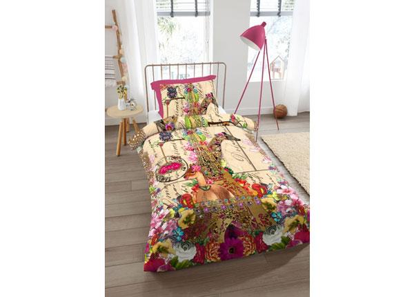 Satiinist voodipesukomplekt Parie 140x220 cm AÄ-129048
