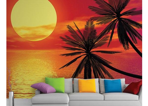 Fototapeet Romantic Sunset 400x280 cm ED-129140