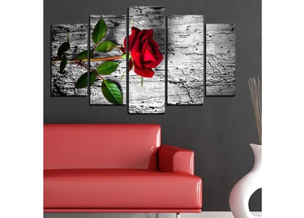 Viieosaline seinapilt Romantic 100x60 cm ED-129154