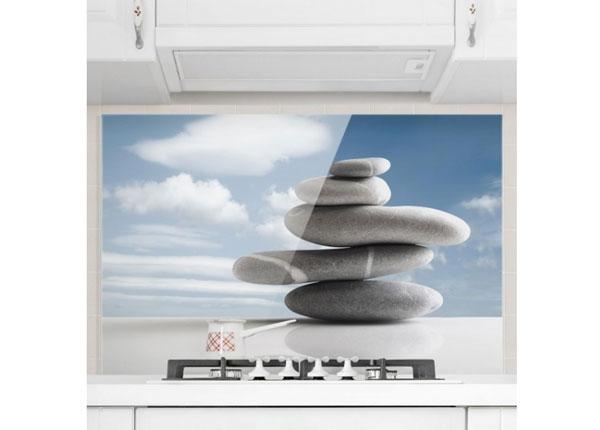 Fotoklaas, köögi tagasein In Balance 40x60 cm