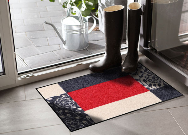 Vaip Frame red 40x60 cm